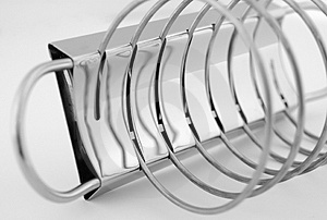 Toast Rack 2 Free Stock Photography