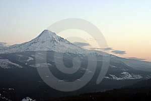 Mount Hood 3 Stock Image