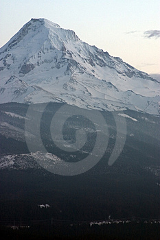 Mount Hood 2 Stock Images