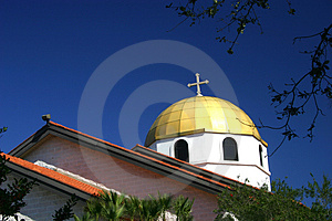 Greek Church Free Stock Images