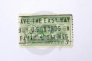 Stamp Free Stock Photo
