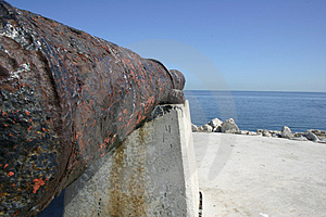 Cannon View Free Stock Photo