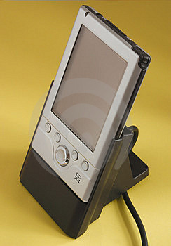 Pocket Pc Stock Photography