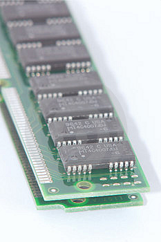 Ram Board Stock Photo