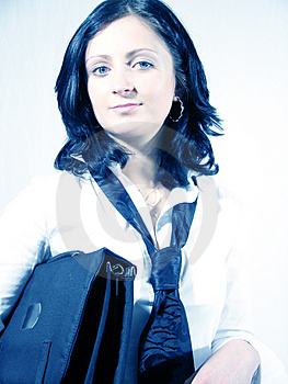 Office Portrait 2 Stock Photography