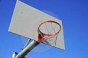 Basketball Hoop 2 Stock Photography