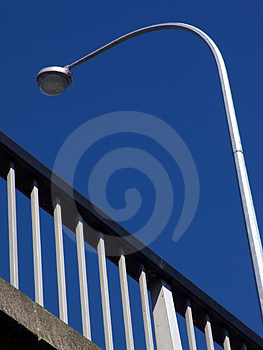 Light Pole Free Stock Image