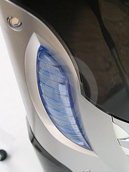 Alien Case Light Stock Image
