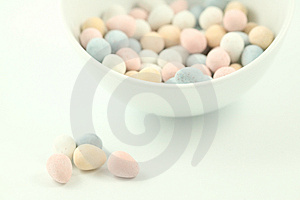 Easter series - candy 2 Stock Images