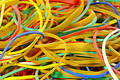 Rubberbands 2 Free Stock Photography