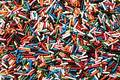 Rainbow Sprinkles Royalty Free Stock Images