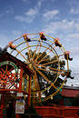 Ferris wheel Stock Photography