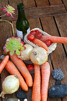Healthy Living 5 Stock Photo - Image: 7006980