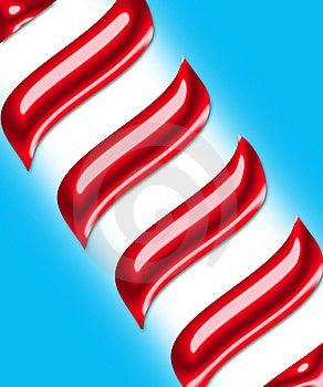 Candy Cane Background 4 Stock Photo - Image: 7008230