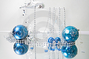 Christmas Decorations Stock Photography - Image: 7008632
