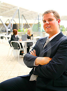 Successful Business Man Stock Images - Image: 7021064
