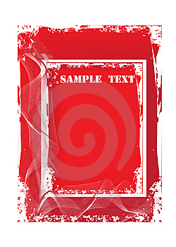 Abstract Grunge Vector Background Royalty Free Stock Photography - Image: 7021157