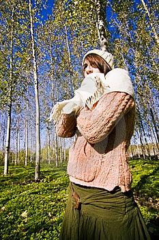 Retrato Frío Fotos de archivo - Imagen: 7022063