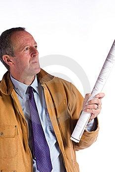 Senior Male Executive Stock Image - Image: 7023191
