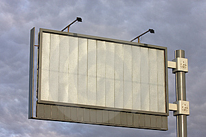 Billboard Stock Images - Image: 7033684