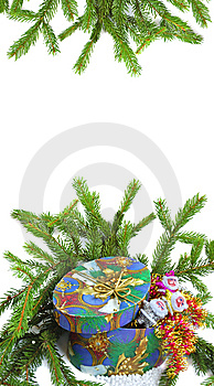 Color Christmas Decoration Stock Photo - Image: 7035070