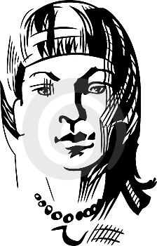 Woman Portret Stock Photos - Image: 7035813