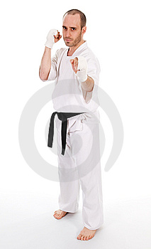 Martial Arts Stock Photography - Image: 7038132