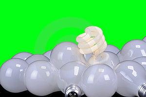 Ecologigical Light Source Stock Photos - Image: 7039593