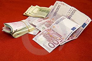 Currencies Royalty Free Stock Photos - Image: 7046068