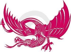 Dragon Stock Photos - Image: 7050373