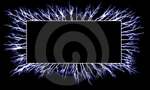 Electric Rectangle Royalty Free Stock Photography - Image: 7053127