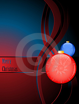 Merry Christmas Stock Image - Image: 7055261