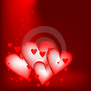 Valentines Day Background Royalty Free Stock Photo - Image: 7056215