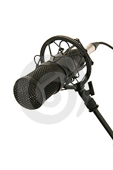 Microphone Stock Images - Image: 7059594