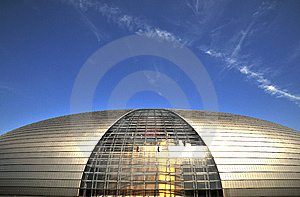 Splendid Building And Spiderman Royalty Free Stock Photos - Image: 7060488