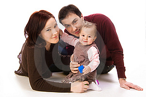 Happy Family Free Stock Photos