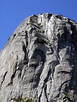 Half Dome Yosemite Stock Image - Image: 7062021