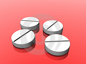 Pills Stock Image - Image: 7065811