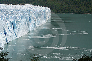 Perito Moreno Face Royalty Free Stock Photo - Image: 7068965