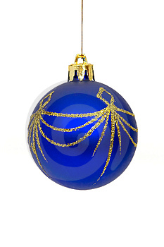 Christmas Ball Royalty Free Stock Images - Image: 714569