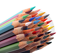 Color Pencils Stock Photos - Image: 7152403