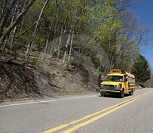 School Bus Stock Photography - Image: 722912