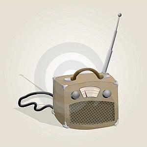 Radio Royalty Free Stock Photos - Image: 725928
