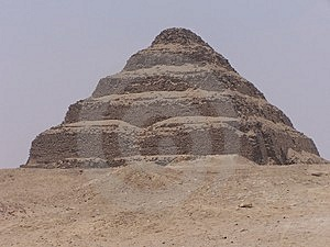 Pyramid Stock Photo - Image: 729160