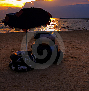 Holiday Ends Stock Photography - Image: 737852