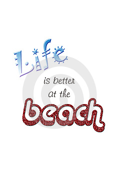 Word Art Royalty Free Stock Photography - Image: 7367097