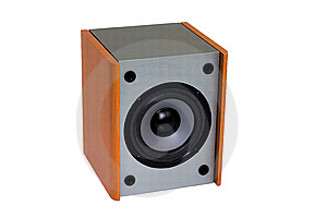 Sound Speaker Stock Photo - Image: 7369390