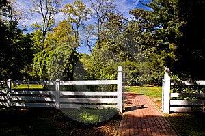 Signature Custom Wood Garden Gate, Driveway Gates, Garden Fence