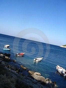 Boats Stock Image - Image: 744451