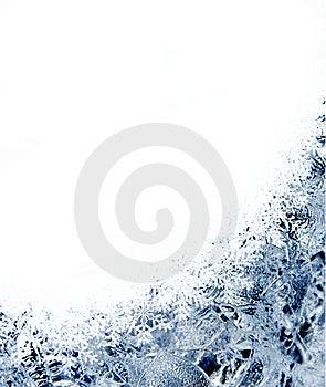 Cartolina di Natale astratta Fotografie Stock